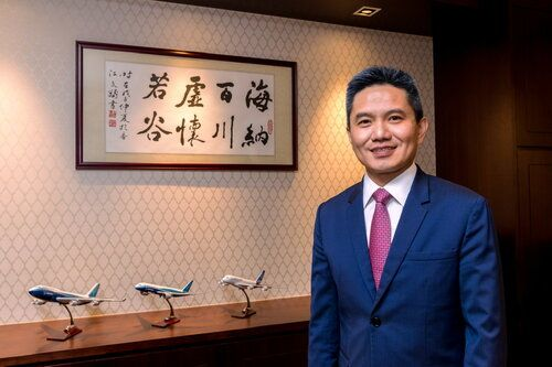 Stanley Choi Chiu Fai emerged as a substantial shareholder in AirAsia Group via his wholly-owned entity Positive Boom Ltd on Feb 18.