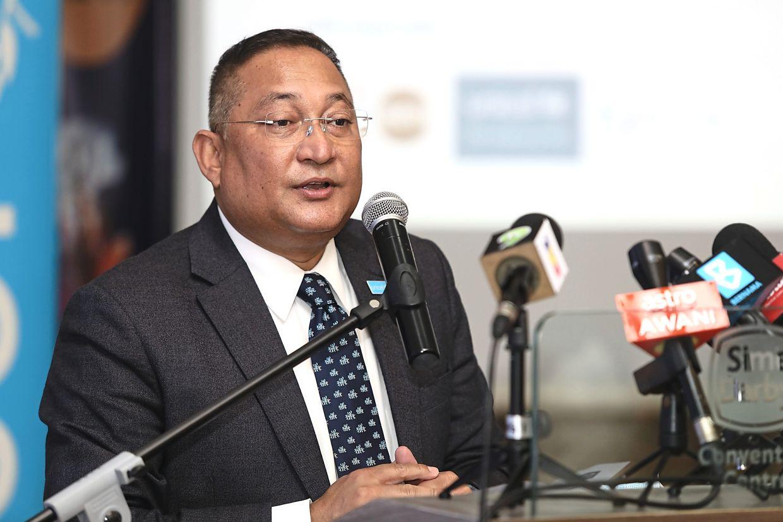 Unicef representative to Malaysia & Brunei Darussalam Dr Rashed Mustafa Sarwar. Photo: The Star/Samuel Ong
