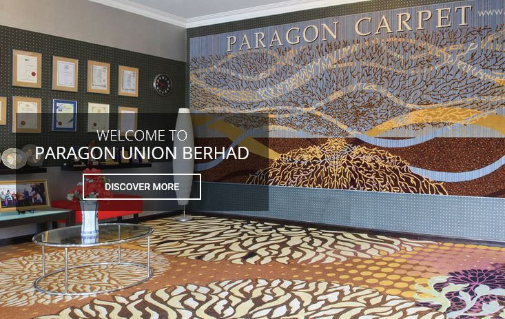 Paragon Union manufactures and distributes commercial carpets, rugs, automotive carpets and NVH components. Its share price closed up four sen at RM1.79 on Thursday.
