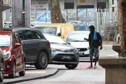 Parking touts a long-existing menace in Johor Baru