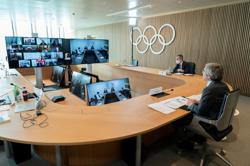 Tokyo Games refugee team to be finalised in June - IOC