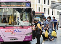 Free Go KL Bus adds Chocolate line, connecting Wangsa Maju to Sri Rampai LRT