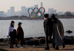 Tokyo 2020 organisers warn against big gatherings during torch relay