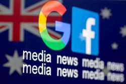 Australia passes law to make Google, Facebook pay for news