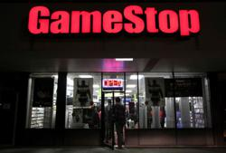 GameStop rally builds after puzzling ice-cream cone tweet