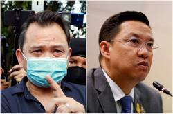 Thai ministers jailed as court finds 26 guilty of insurrection