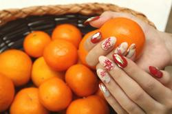 Festive nail art marks an ox-picious start to the Lunar New Year