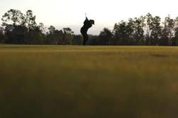 No handicap as S.Koreans swing through Thailand's 'golf quarantine'