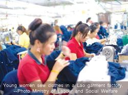 Laos ministry seeks to reduce number of child workers
