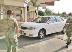 Brunei extends suspension of cross-border activities until March 10