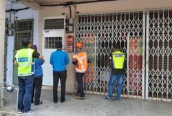 Dark times for gambling dens as Melaka cops target their power supply