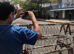 Myanmar: The revolution will be Facebook-lived