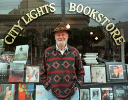 Lawrence Ferlinghetti, poet and Beat icon, was an American treasure