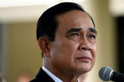 Thai PM says meeting with Myanmar's military envoy not