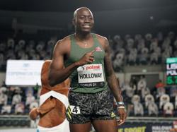 Holloway keen to push his limits after record-breaking run