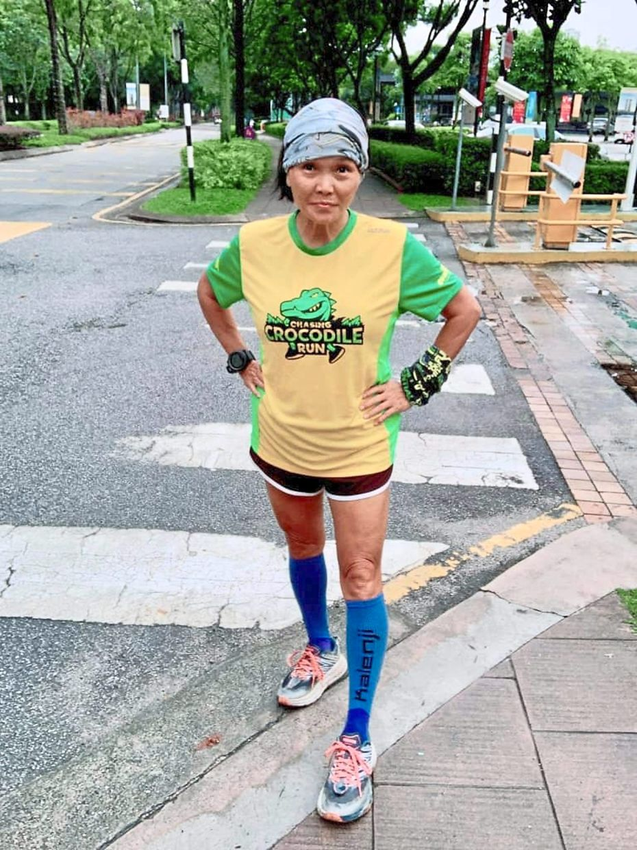 Chin: 'Regardless of the pandemic, I have to continue training, otherwise I will lose my form.'