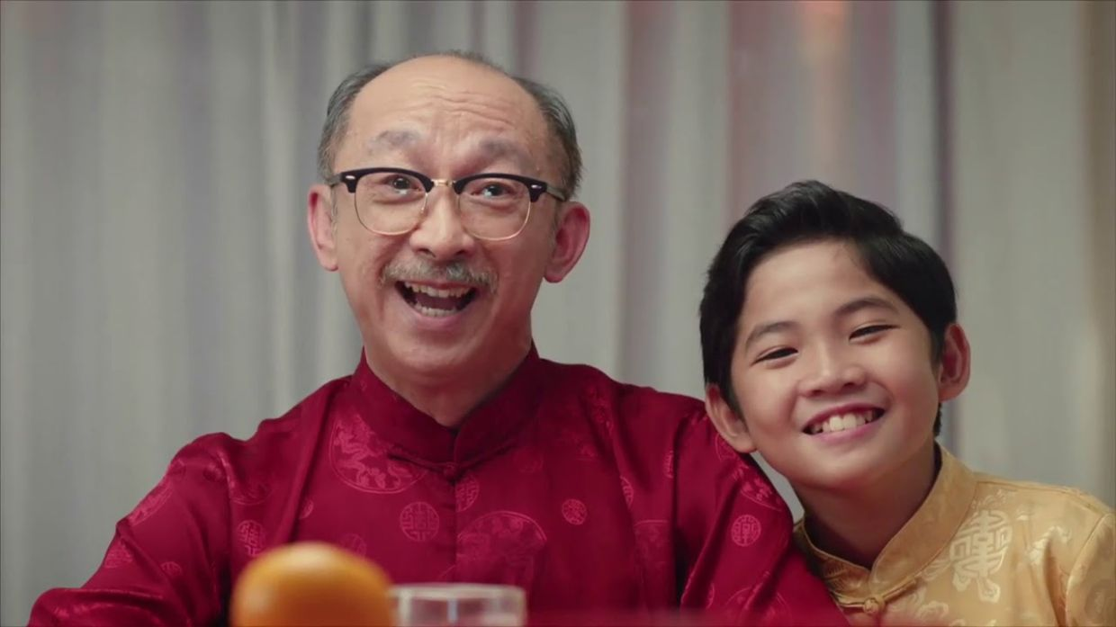 Herbalife Nutrition's CNY commercial Prosper With True Fortune Of Togetherness And Good Health.