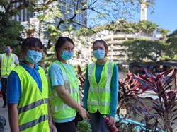 Youth turning the tide on plastic pollution