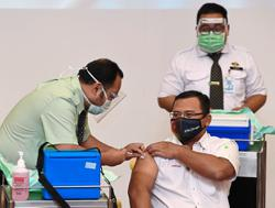 Vaccination plan gets underway