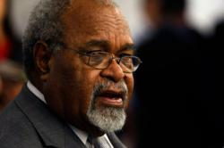 Papua New Guinea's Michael Somare, 'father of the nation', dies