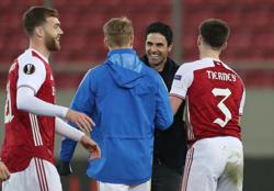 Arteta relieved as Arsenal keep season alive