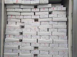Fishy business: Johor Maqis seizes 27,000kg of frozen 'cencaru' without valid import documents