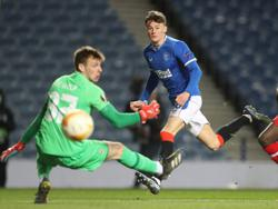 Zero to hero: Rangers' Patterson scores on return from COVID breach