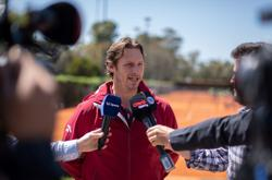Chasing pack need to believe they can topple 'Big Three' - Nalbandian