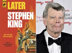 Beyond horror: Stephen King talks about crime, creativity and new novel