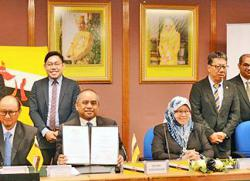 Brunei and four Asean members sign MoU on formation of quantity surveyors body