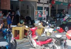 MCA initiated donation drive raises RM50,000 for accident victim's family