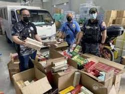 Customs says smuggling in Philippines up due to pandemic