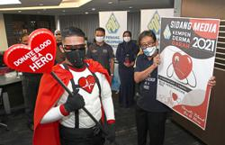 PDC going ahead with annual blood donation campaign despite pandemic