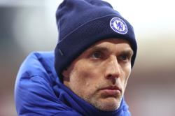 Tuchel says improving Chelsea a work in progress