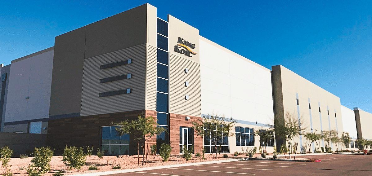 King Koil's manufacturing facility in Arizona, US.