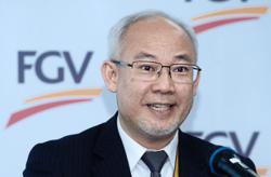 A five-year high for FGV Holdings