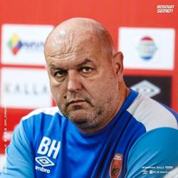 Hodak tells fans not to expect instant success with newly promoted KL