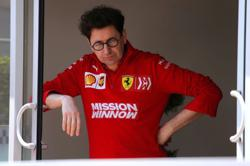 Ferrari see positive signs of speed from new F1 car