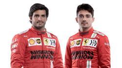 Hard to be fully ready for first race, says Ferrari's Sainz