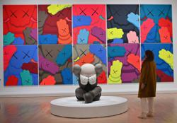 Brooklyn Museum unleashes major retrospective spanning 25 years of KAWS