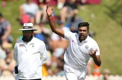 It's the pink ball not the pitch, says India's Ashwin after two-day test