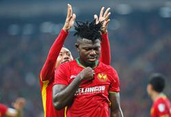 Olusegun eyes goals galore to make Red Giants' fans happy