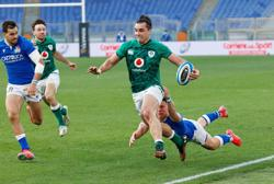 Ireland hammer Italy to secure first 2021 Six Nations win