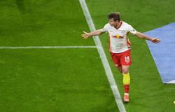 Leipzig snatch 3-2 comeback win over Gladbach in thriller