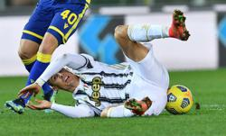 Juve's away day blues continue as Verona earn draw