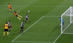 Injuries hamper Newcastle in 1-1 draw with Wolves