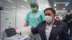 Thailand starts Covid-19 vaccination campaign with Sinovac vaccine