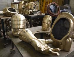 Detroit science centre no longer planning for bronze RoboCop statue