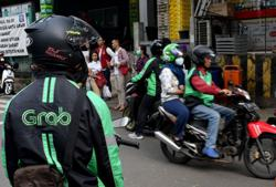 Grab drive-thru service to boost Indonesia vaccination drive
