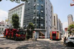 Technician dies after being trapped in lift shaft during repair works in North Bridge Rd, Singapore